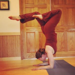Dr. Arielle Schwartz Therapeutic yoga in Boulder