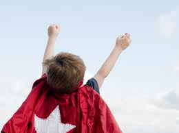 Children, like all of us, need to feel powerful and in control of their world.