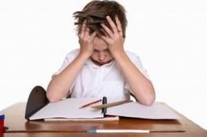 child with dyslexia