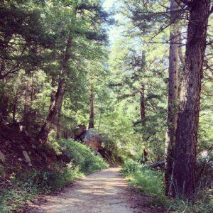 Wilderness as therapy -Dr. Arielle Schwartz