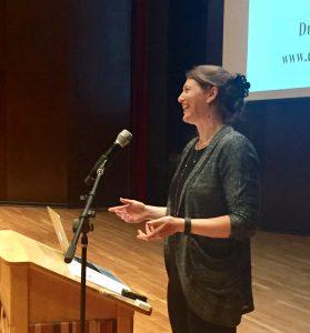 Dr. Arielle Schwartz Presenting