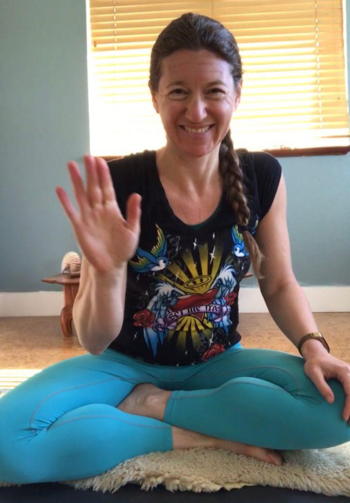 zoom yoga Dr. Arielle Schwartz