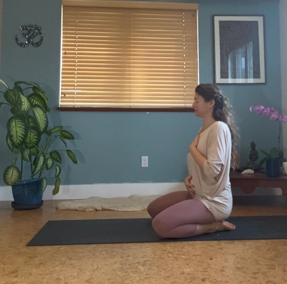 vagus nerve yoga in trauma recovery