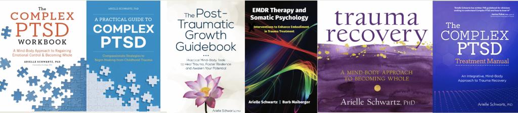 Books by Dr. Arielle Schwartz