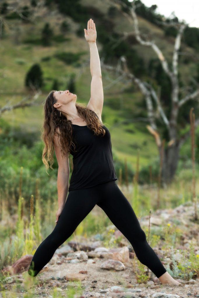 Dr. Arielle Schwartz yoga