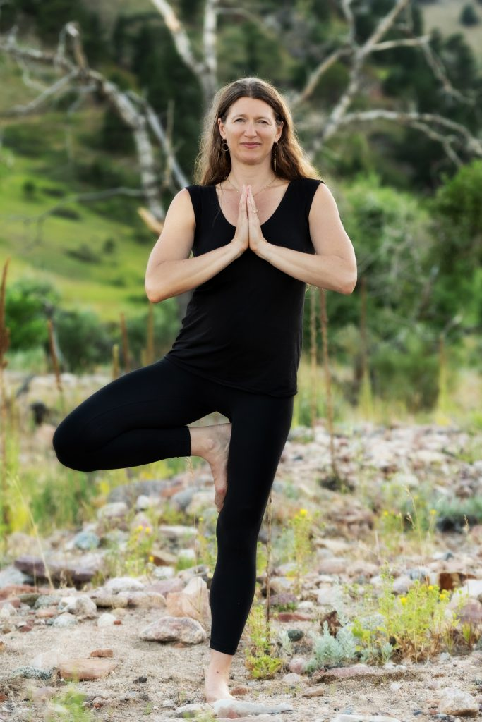 Dr. Arielle Schwartz Applied Polyvagal theory in yoga